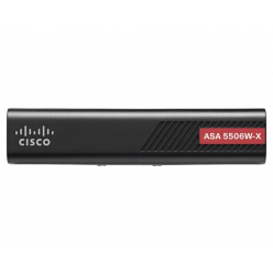 Firewall Cisco ASA 5506W-X with FirePOWER Services, WiFi (8GE, AC, 3DES/AES)