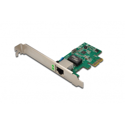 Karta sieciowa  Gigabit Ethernet PCI Express DIGITUS  5 LGW