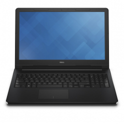 Laptop DELL Inspiron 3552 15,6'' HD N3060 4GB 500GB W10H 1YNBD+1YCAR czarny