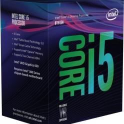 Procesor  Intel Core i5-8500 Hexa Core 3.00GHz 9MB LGA1151 14nm BOX