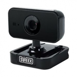 Kamera Sweex ViewPlus USB Czarna, 2MP