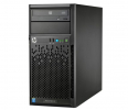 Serwer Tower HP ProLiant ML10 Gen9 E3-1225 v5 1P 8GB B110i RAID 2x1TB NHP SATA 300W 3/3/3
