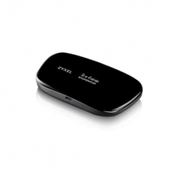 Router GSM Zyxel WAH7608 LTE Portable Router 300Mbps 802.11n Wi-Fi, removable Li-Ion batt