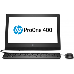 Komputer   HP ProOne 400 G3 AiO 20'' HD+ Display/CAM nonTouch i5-7500T/8GB/1TB/DVDRW/W10P64