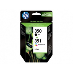 HP Inc. Combo Pack Tusz 350 + 351 SD412EE