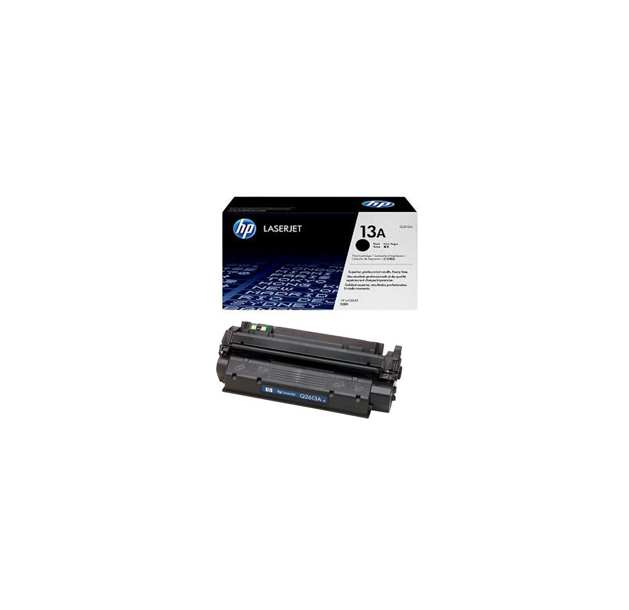 Toner HP black | 2500str | LaserJet1300