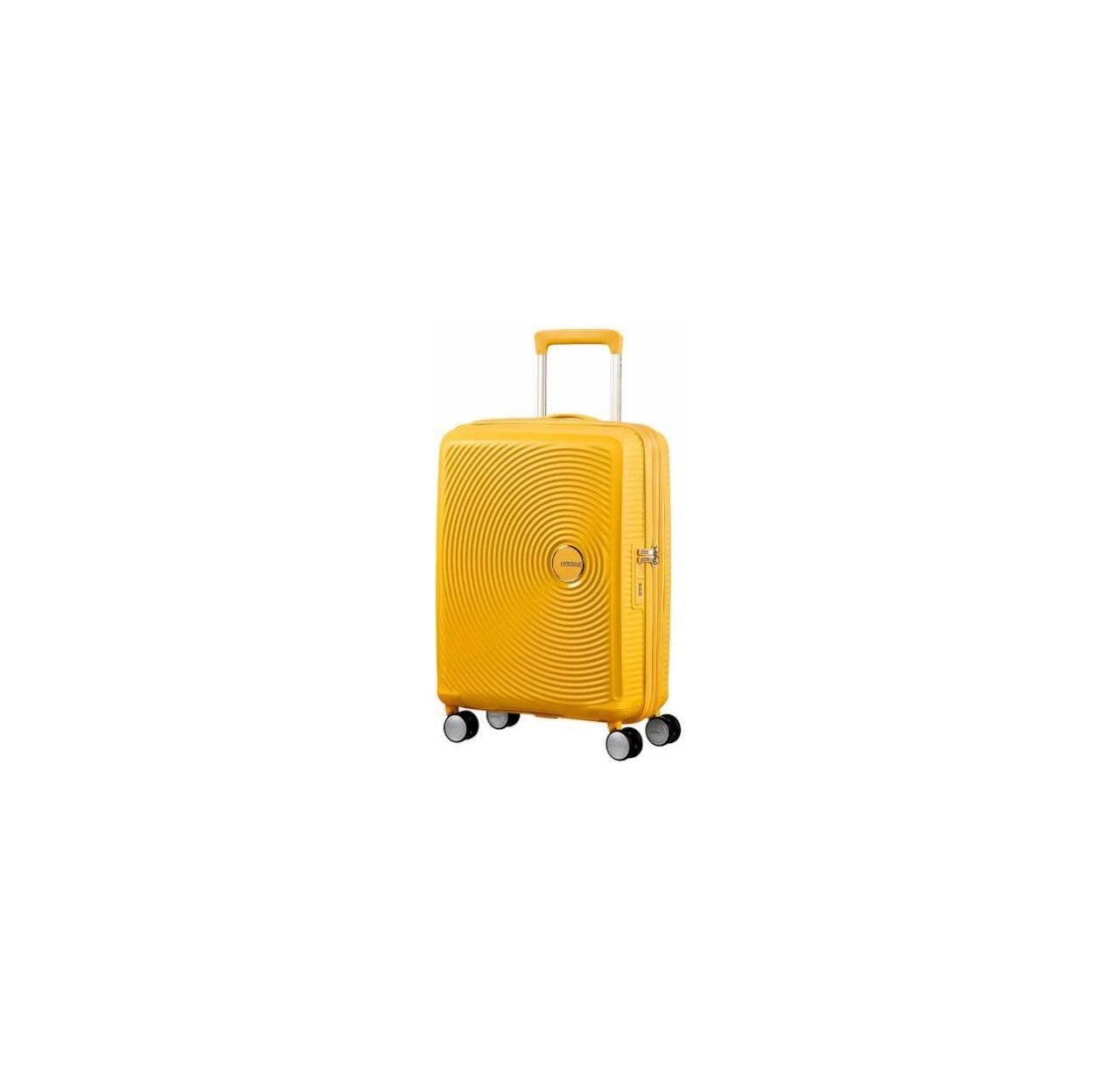 0a4f9c15a4207 Walizka SAMSONITE 32G06001 SOUNDBOX-55/20 TSA,EXP bagaż, 4 kółka,