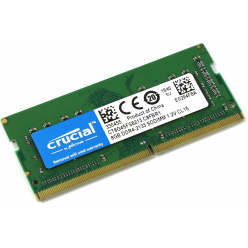 Pamięć Crucial 8GB DDR4 - 2133 SODIMM, non-ECC Unbuffered, 1.2V
