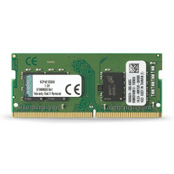 Pamięć RAM Pamięć Ram       Kingston 8GB DDR4 2133MHz SODIMM
