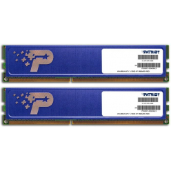 Pamięć        Patriot 2 X 4GB 1333MHz DDR3 Non ECC CL9 DIMM kit with Heatsink
