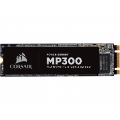 Dysk SSD Corsair  Force MP300 NVMe PCIe M.2  480GB  1 600/1 040 MB/s