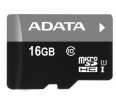 ADATA karta pamięci Micro SDHC 16GB Class 10 UHS-I  (Video Full HD)