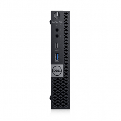 Komputer  DELL Optiplex 7060 MFF i7-8700T 8GB 256GB SSD WIFI BT Win10Pro 3YNBD