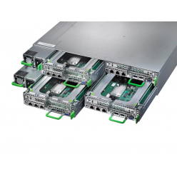 Serwer  CX400 M1 CiB DEMO: 2x CX2550, 4x CPU, 128GB, 4x SAS, 2x SSD, 2x Win 2012 R2 Std