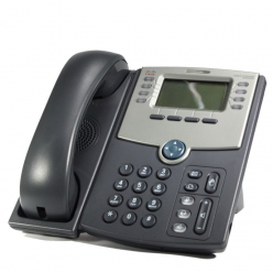 Telefon VOIP Cisco 8-Line IP Phone With Display, PoE and PC Port