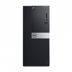 Komputer  DELL Optiplex XE3 MT i5-8500 8GB 256GB+1TB HD_630 DVD_RW W10Pro 3YNBD