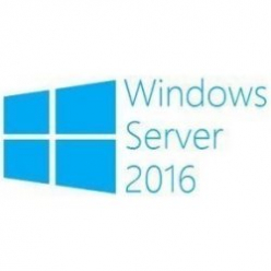 Microsoft Windows Server 2016 USER CALs (Standard or Datacenter) 5-pack dla DELL