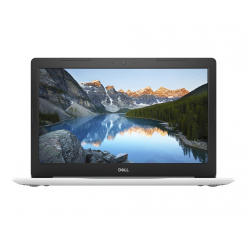 Laptop DELL Inspiron 5570 15.6'' FHD i5-8250U 256GB 8GB AMD 530 DVD W10H 1Y NBD+1Y CAR biały
