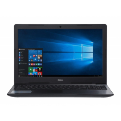 Laptop DELL Inspiron 5570 15.6'' FHD i7-8550U 8GB 256GB AMD 530 DVD W10P 1y NBD+1y CAR czarny