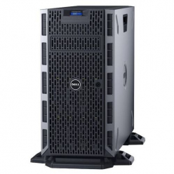 Serwer DELL PowerEdge T340 E-2124 8GB 300GB SAS 15k 3,5'' H330 2x495W iDRAC Bas DVD-RW 3yNBD