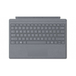 Microsoft Klawiatura Surface Pro Signature Type Cover Platinum / Platynowa Commercial