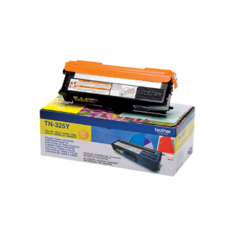 Toner Brother TN325Y yellow | 3 500 str.