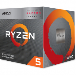 Procesor AMD Ryzen 5 3400G 4C/8T 4.2 GHz 6 MB AM4 65W 7nm BOX