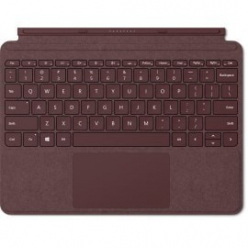 Klawiatura Microsoft Surface GO Type Cover Commercial Burgund