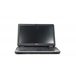 "Laptop DELL Latitude E6540 15,6"" i7-4600M 8GB RAM 240GB SSD HD Klasa B"
