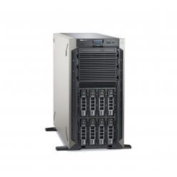 Serwer DELL PowerEdge T340 E-2124 8GB 300GB SAS 15k H330 2x495W iDRAC DVD-RW 3yNBD