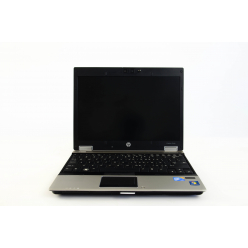 HP EliteBook 2540p i7-L640 2.1 GHz 2GB RAM 160GB HDD DVDRW Klasa A-