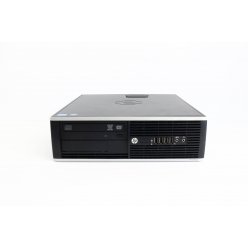 HP Compaq Elite 8300 SFF i5-3470 3.2 GHz 4GB RAM 500GB HDD DVD Klasa A