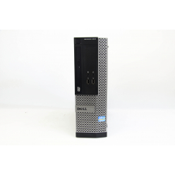 Dell Optiplex 3010 SFF i3-3240 3.4 GHz 4GB RAM 250GB HDD DVDRW Klasa A