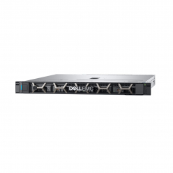 Serwer DELL PowerEdge R240 E-2124 1x8GBub 300GB SAS 15k 3,5 H330 DVD-RW 3yNBD