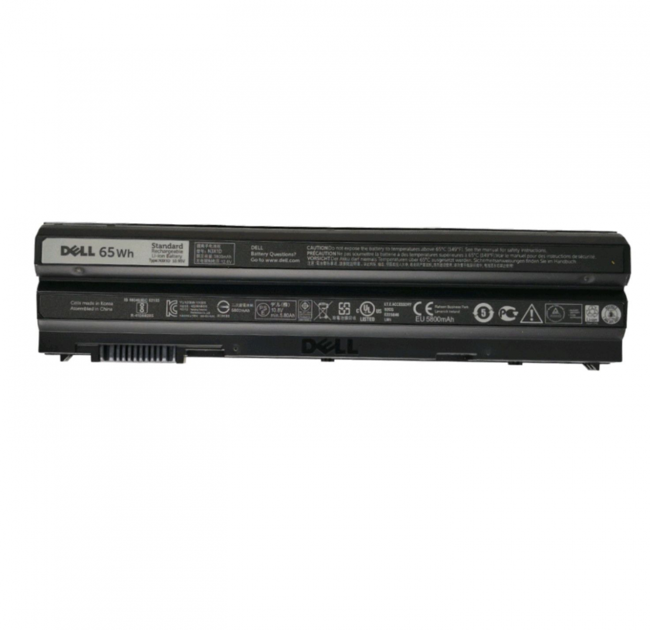 Bateria Dell 6-Cell 65Wh N3X1D