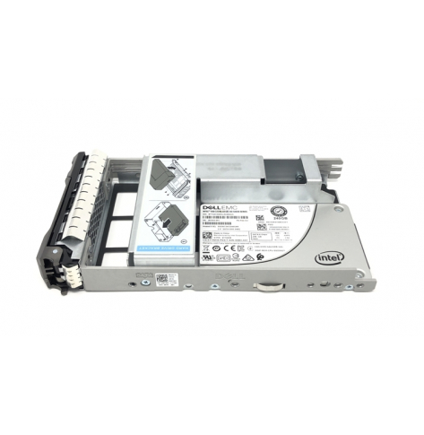 "Dysk serwerowy DELL 240GB SSD SATA Mix Use 6Gbps 512e 2,5'' in 3,5"" Hot Plug S4610"
