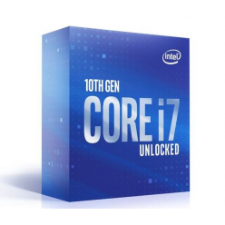Procesor Intel Core I7-10700K 3.8GHz LGA1200 16M Cache Boxed CPU