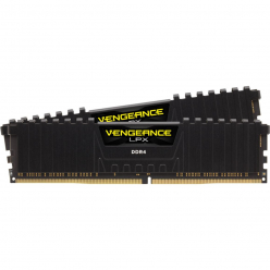 Pamięć Corsair DDR4 32GB Kit 2x16GB Vengeance LPX DIMM 3200MHz CL16 black