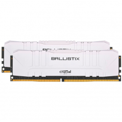 Pamięć Ballistix 2x16GB 32GB Kit DDR4 3000MT/s CL15 DIMM 288pin White