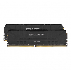 Pamięć Ballistix 2x4GB 8GB Kit DDR4 2400MT/s CL16 DIMM 288pin Black