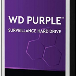 Dysk HDD WD Purple 10TB SATA 6Gb/s CE HDD 3.5inch internal 7200Rpm 256MB Cache 24x7 Bulk
