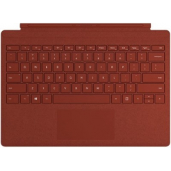 Klawiatura Microsoft Surface GO Type Cover Poppy Red