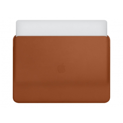 Etui Apple Leather Sleeve for 16- MacBook Pro – Saddle Brown