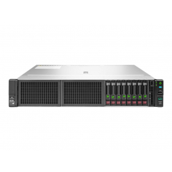 Serwer HP ProLiant DL180 G10 1x 4208 2nd Gen CPU 8 Cores 2.1GHz 1x16GB 2666MT/s 1Rx4 8SFF 1x PS 500W S100 SATA only