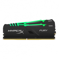 KINGSTON 64GB 3000MHz DDR4 CL16 DIMM Kit of 2 HyperX FURY RGB