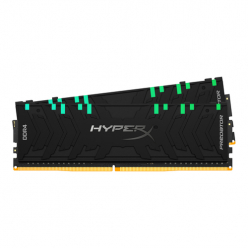 KINGSTON 64GB 3200MHz DDR4 CL16 DIMM Kit of 2 XMP HyperX Predator RGB