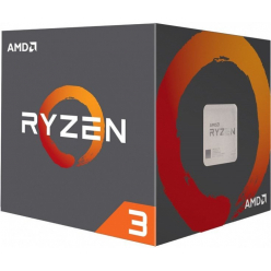 Procesor AMD Ryzen 3 3100 3.6GHz CPU 18MB cache 256KB cache AM4 socket boxed