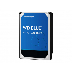 Dysk HDD WD Blue 2TB SATA 6Gb/s HDD internal 3,5inch serial ATA 256MB cache 5400 RPM RoHS compliant Bulk