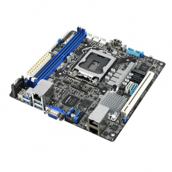Płyta główna ASUS P11C-I Intel C242 Socket LGA 1151 2xDDR4 up to 64GB 6xSATA M.2 Mini-ITX