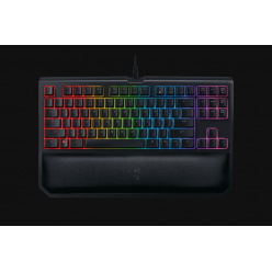 Klawiatura Gamingowa RAZER BlackWidow Turnament Chroma V2 Yellow Switch